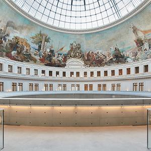 Une place valable pour 2 personnes pour la visite de la Bourse de Commerce-Pinault Collection
