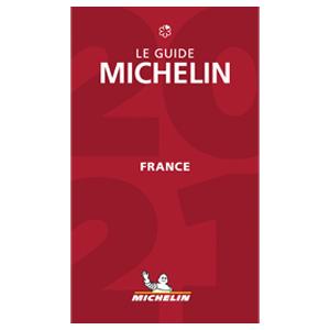 Un guide MICHELIN France 2021