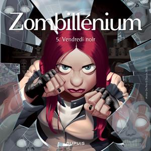 Un album ZOMBILLÉNIUM: Tome 5 - Vendredi noir