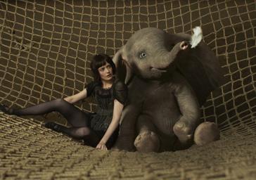 Le plus mignon des éléphants revient au cinéma