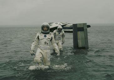 Séance UGC Culte avec Interstellar de Nolan