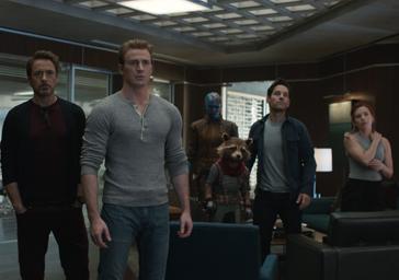 Avengers: Endgame, film ultime de la phase 3 du MCU