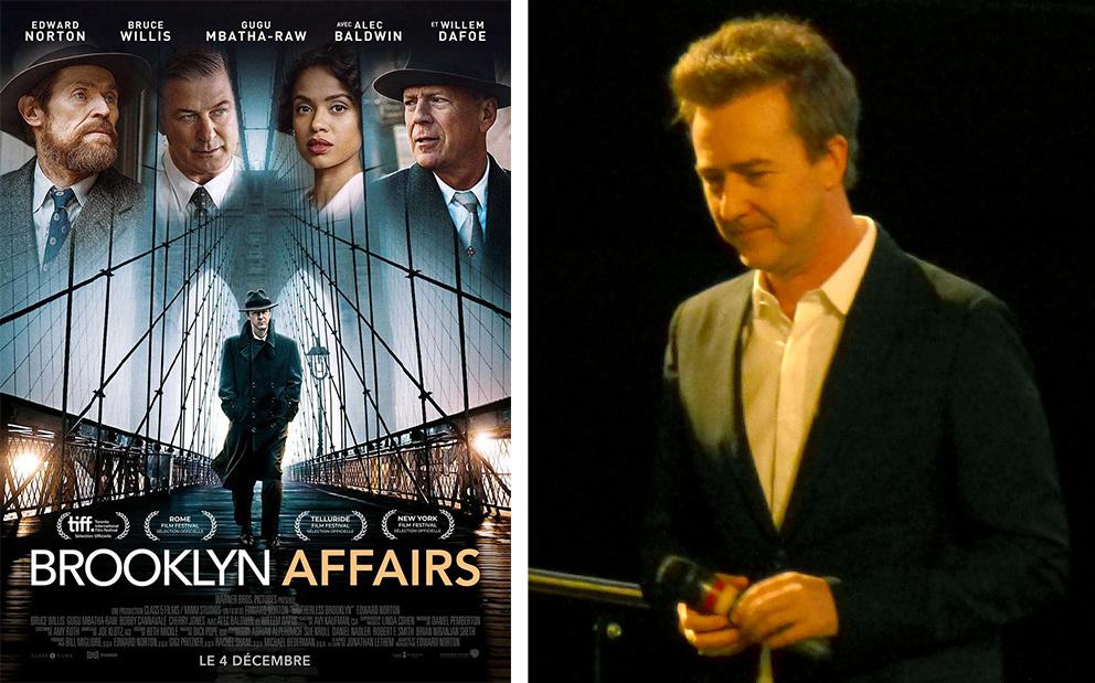 Brooklyn Affairs - Edward Norton