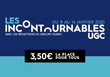 Les Incontournables UGC