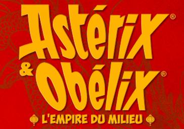 Astérix et Obélix, l'empire du milieu