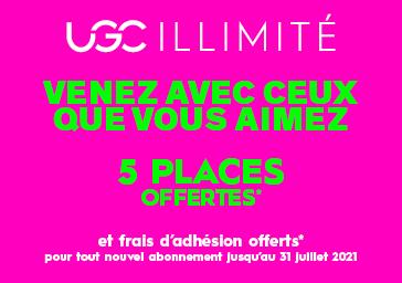 Offre UGC Illimité