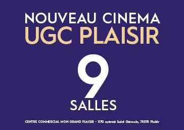UGC Plaisir