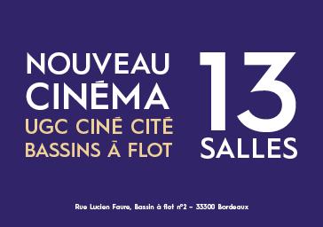 UGC Ciné Cité Bassins à flot