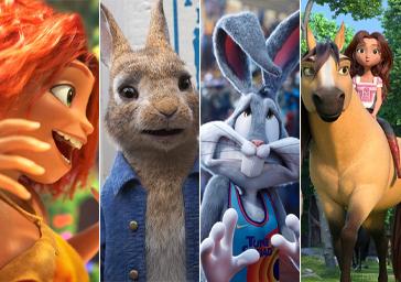 Les films à voir en famille