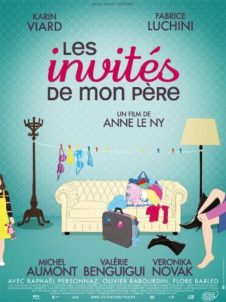 LES INVITES DE MON PERE