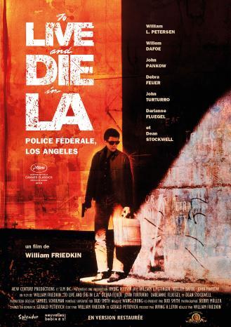 POLICE FEDERALE LOS ANGELES