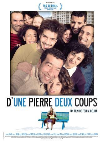 D'UNE PIERRE DEUX COUPS