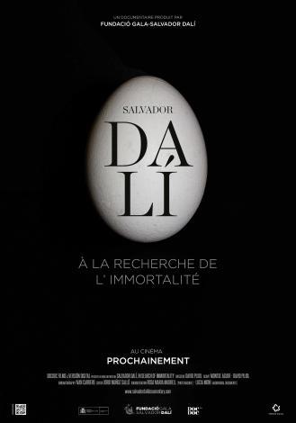 SALVADOR DALI : A LA RECHERCHE DE L'IMMORTALITE