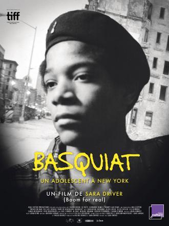 BASQUIAT, UN ADOLESCENT A NEW YORK