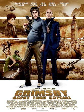 GRIMSBY : AGENT TROP SPECIAL