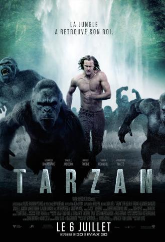 TARZAN - 2016
