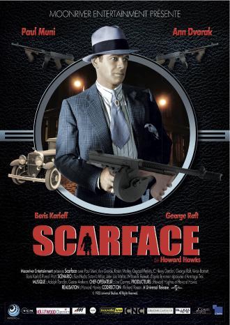 SCARFACE - 1933
