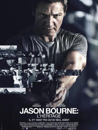JASON BOURNE : L'HERITAGE