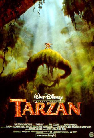 TARZAN -