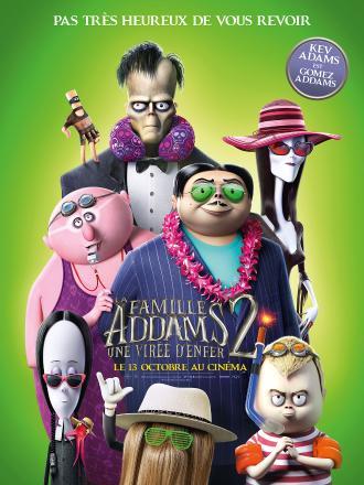 LA FAMILLE ADDAMS 2 : UNE VIREE D'ENFER