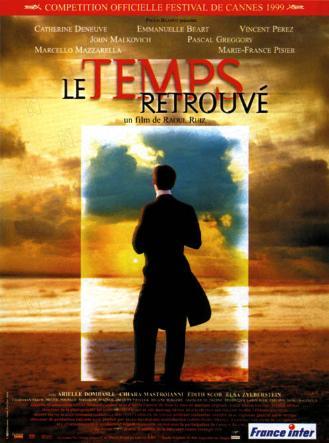 LE TEMPS RETROUVE