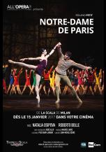 NOTRE-DAME DE PARIS DE ROLAND PETIT