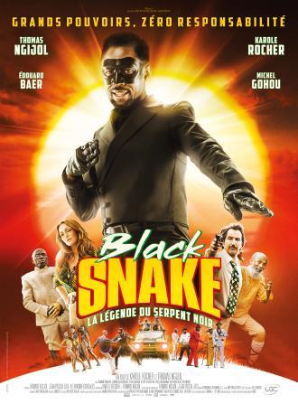 BLACK SNAKE, LA LEGENDE DU SERPENT NOIR
