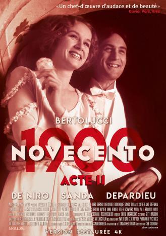 NOVECENTO (1900) - ACTE II