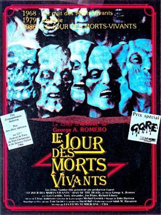 LE JOUR DES MORTS VIVANTS