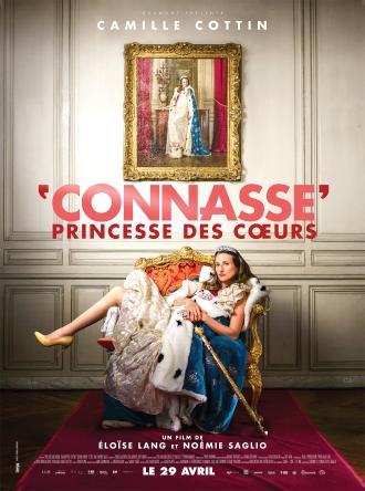 CONNASSE PRINCESSE DES COEURS