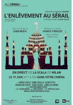 L'ENLEVEMENT AU SERAIL - ALL'OPERA