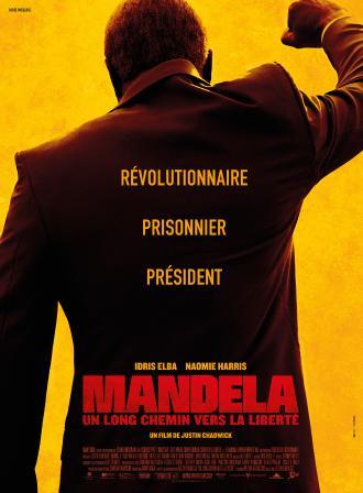 MANDELA, UN LONG CHEMIN VERS LA LIBERTE