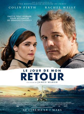 LE JOUR DE MON RETOUR