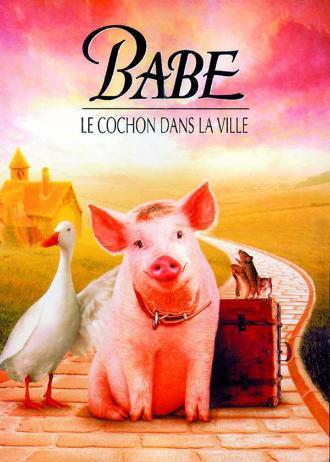 BABE LE COCHON DANS LA VILLE