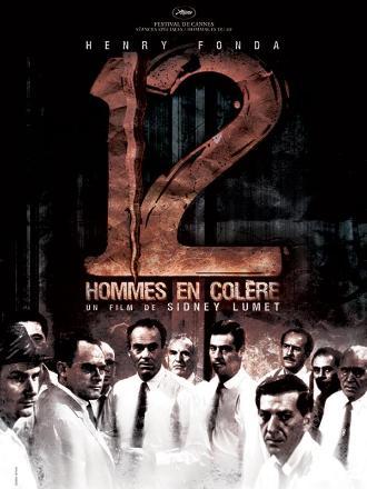DOUZE HOMMES EN COLERE