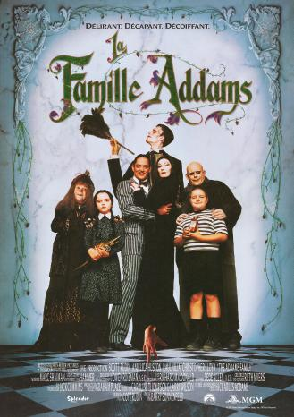 LA FAMILLE ADDAMS (1992)
