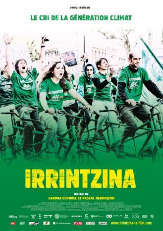 IRRINTZINA, LE CRI DE LA GENERATION CLIMAT