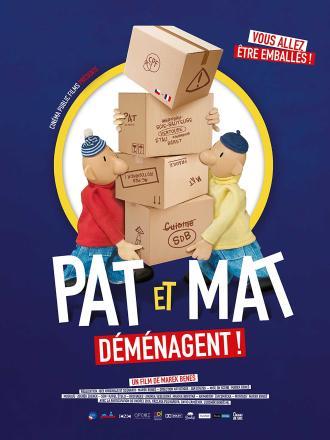 PAT ET MAT DEMENAGENT !