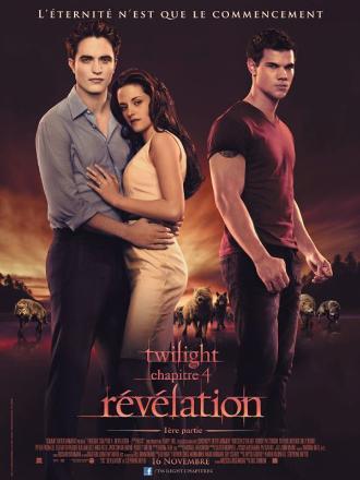 TWILIGHT CHAPITRE 4 : REVELATION - 1ERE PARTIE