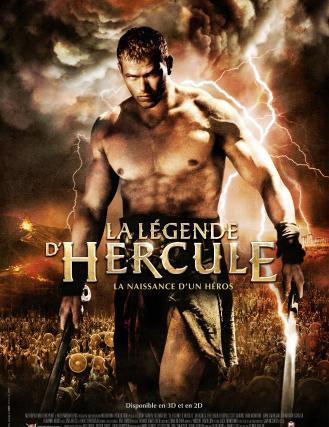 LA LEGENDE D'HERCULE