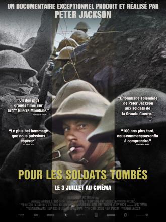 POUR LES SOLDATS TOMBES