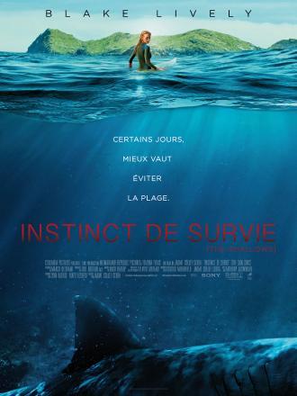 INSTINCT DE SURVIE (THE SHALLOWS)