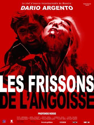 LES FRISSONS DE L'ANGOISSE