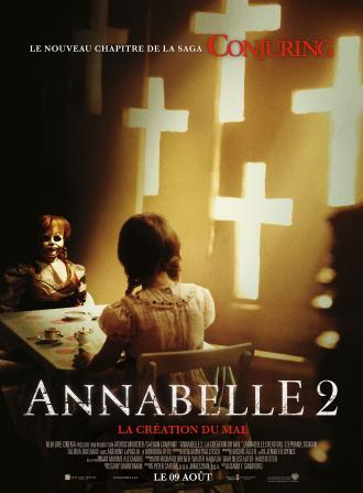 ANNABELLE 2 LA CREATION DU MAL