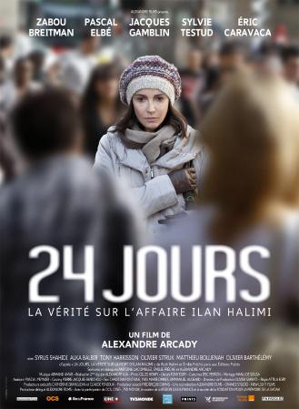 24 JOURS, LA VERITE SUR L'AFFAIRE ILAN HALIMI