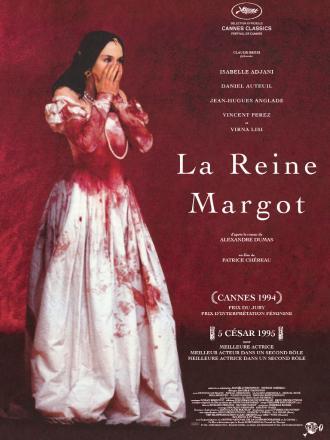 LA REINE MARGOT - LA MAIN DE DIEU