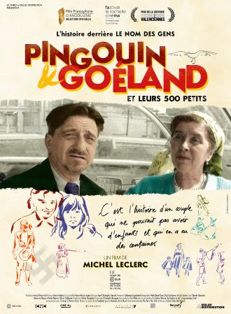 PINGOUIN ET GOELAND ET LEURS 500 PETITS