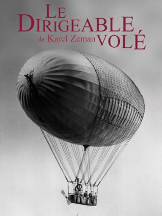 LE DIRIGEABLE VOLE
