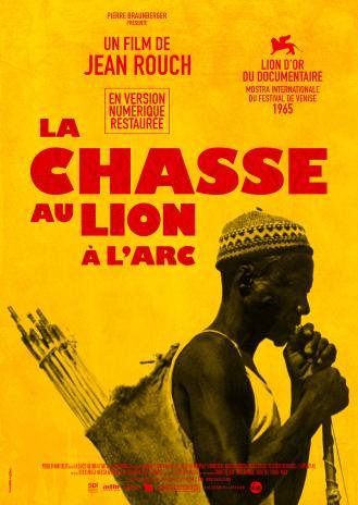 LA CHASSE AU LION A L'ARC