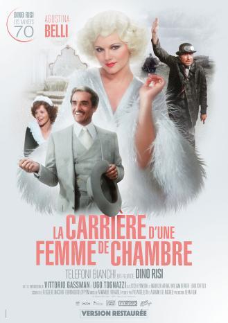 LA CARRIERE D UNE FEMME DE CHAMBRE